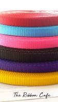 10mm wide polyester webbing