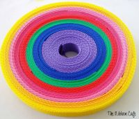 Webbing wheel 1m of every colour 16m x 25mm
